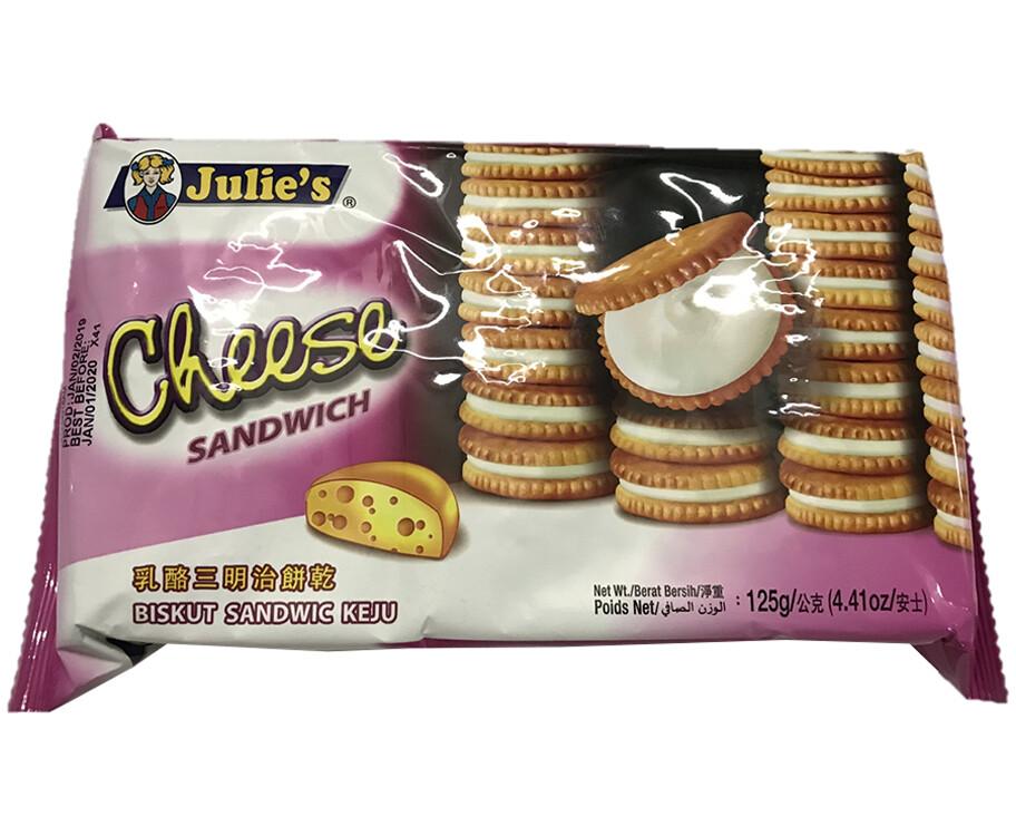 Julie's Cheese Sandwich 125g