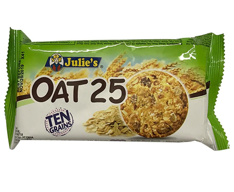 Julie's Oat 25 Ten Grains 50g