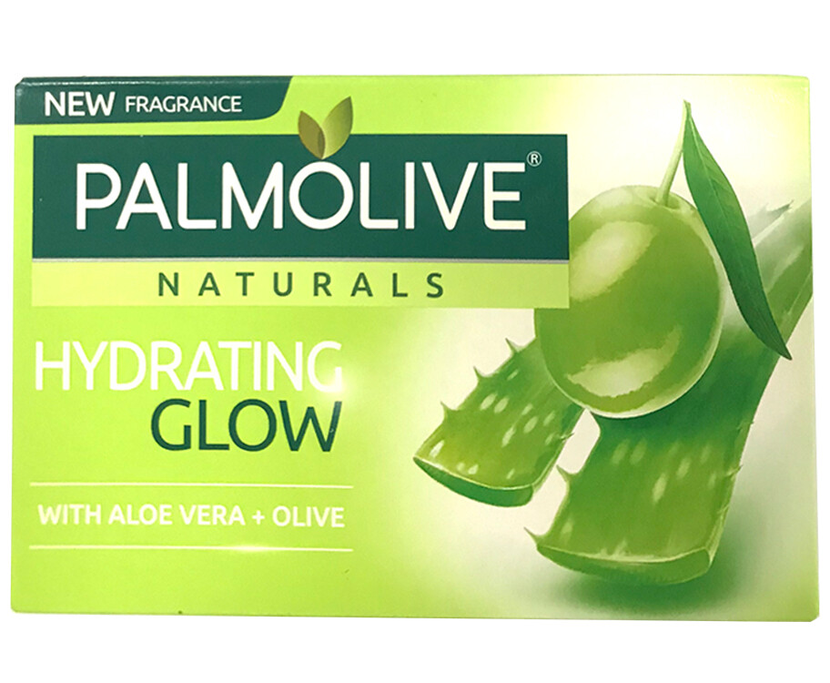 Palmolive Naturals Hydrating Glow with Aloe Vera + Olive 115g