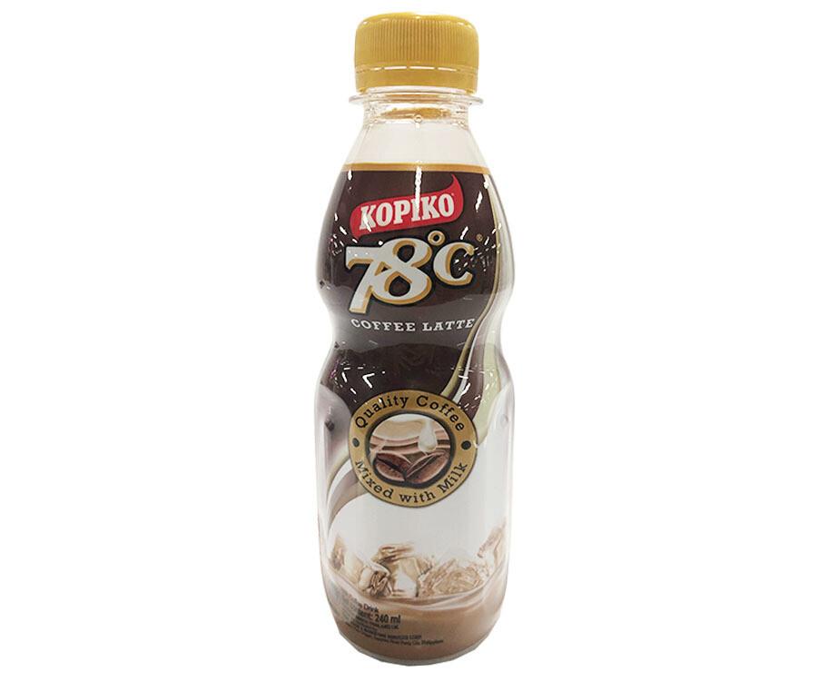 Kopiko 78°C Coffee Latte 240mL