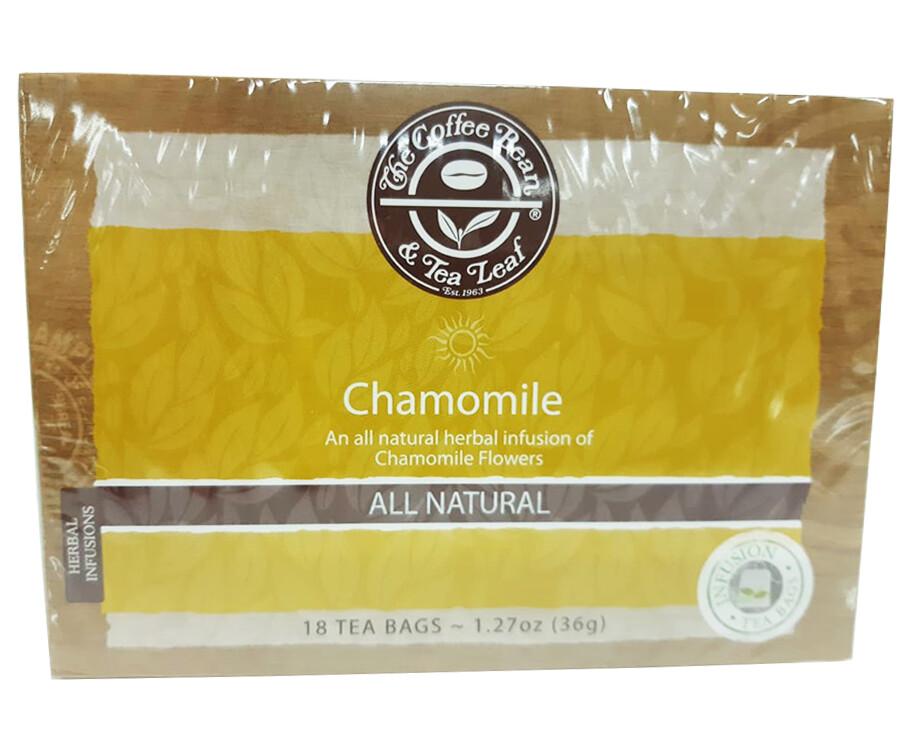 The Coffee Bean & Tea Leaf Chamomile All Natural 36g