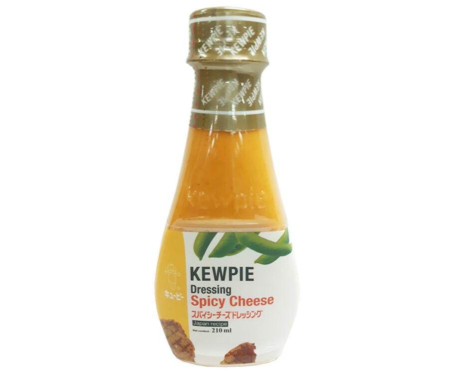 Kewpie Dressing Spicy Cheese 210mL