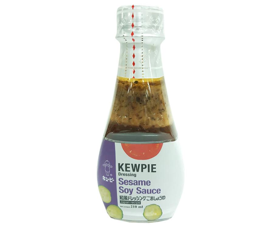 Kewpie Dressing Sesame Soy Sauce 210mL