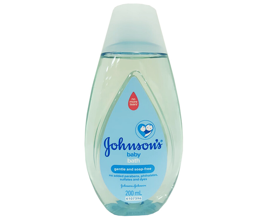 Johnson's Baby Bath Gentle and Soap-Free 200mL