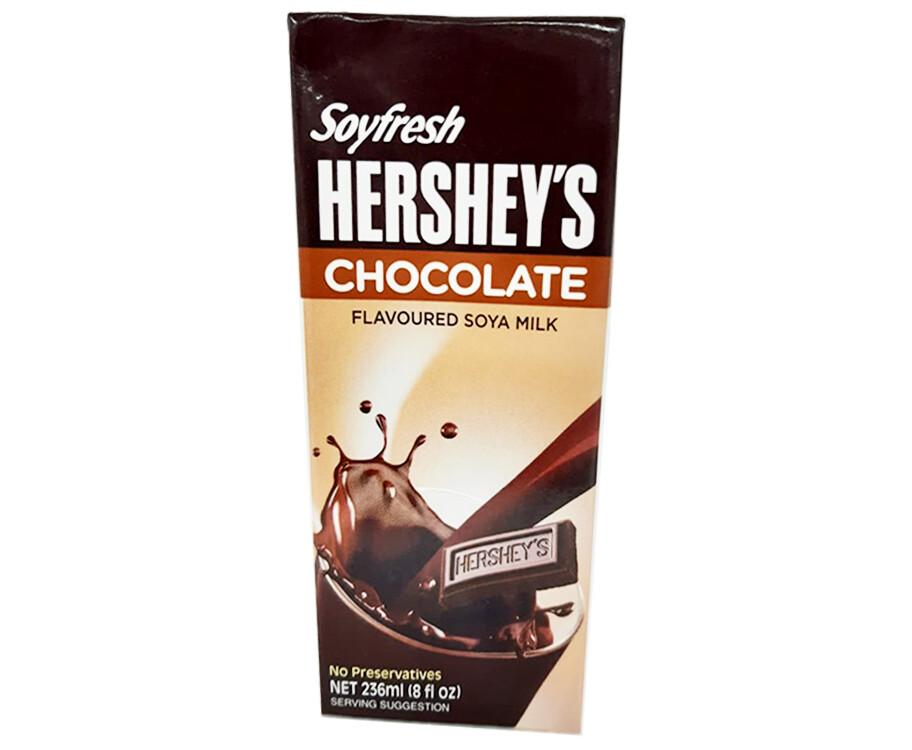 Soyfresh Hershey's Chocolate Flavoured Soya Milk 236mL