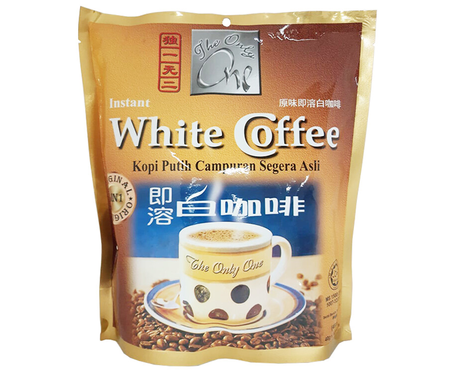 The Only One Instant White Coffee 480g