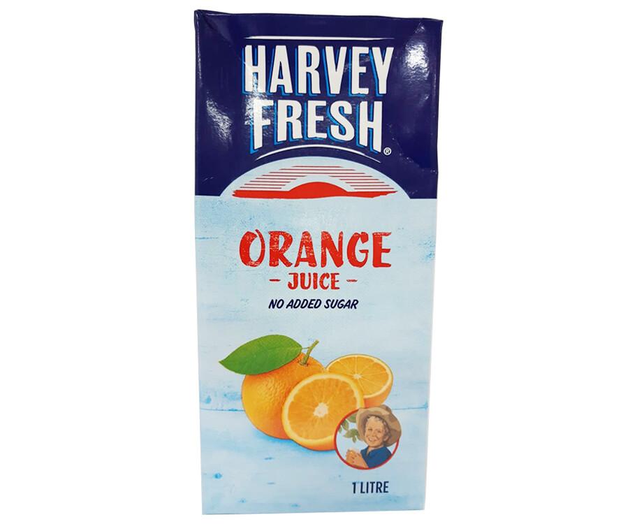 Harvey Fresh Orange Juice 1L