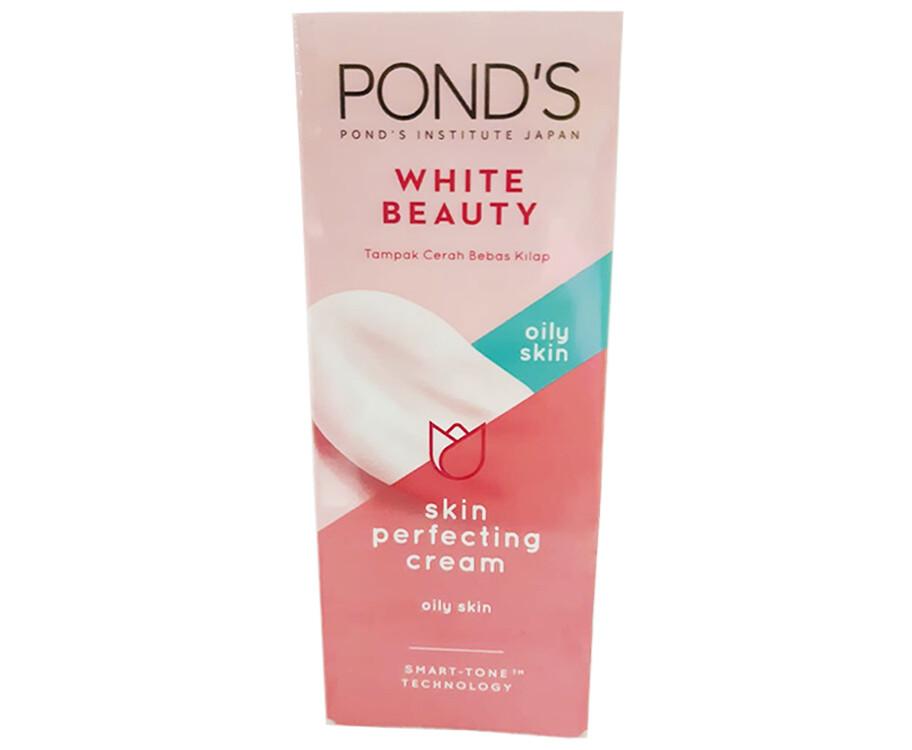 Pond's White Beauty Skin Perfecting Cream Oily Skin 40g