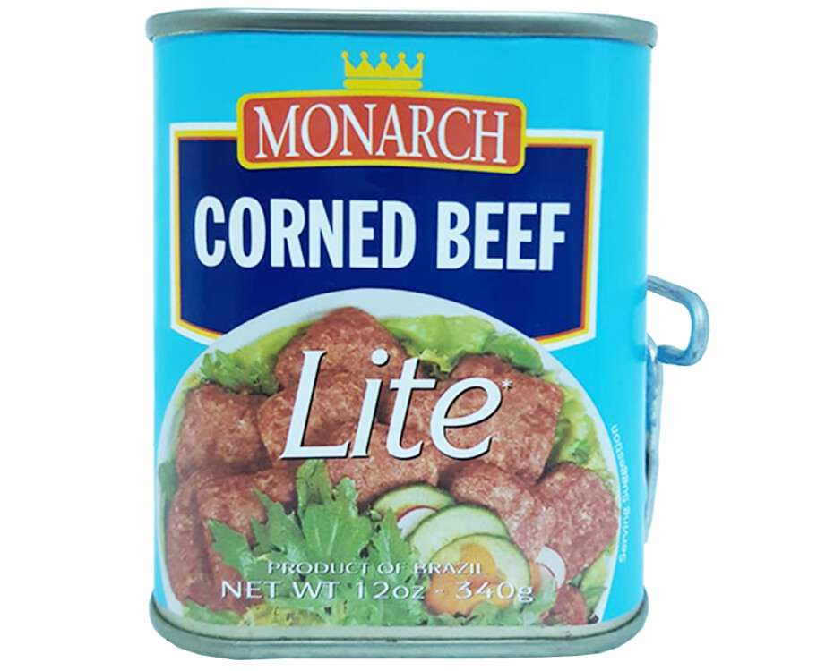 Monarch Corned Beef Lite 340g