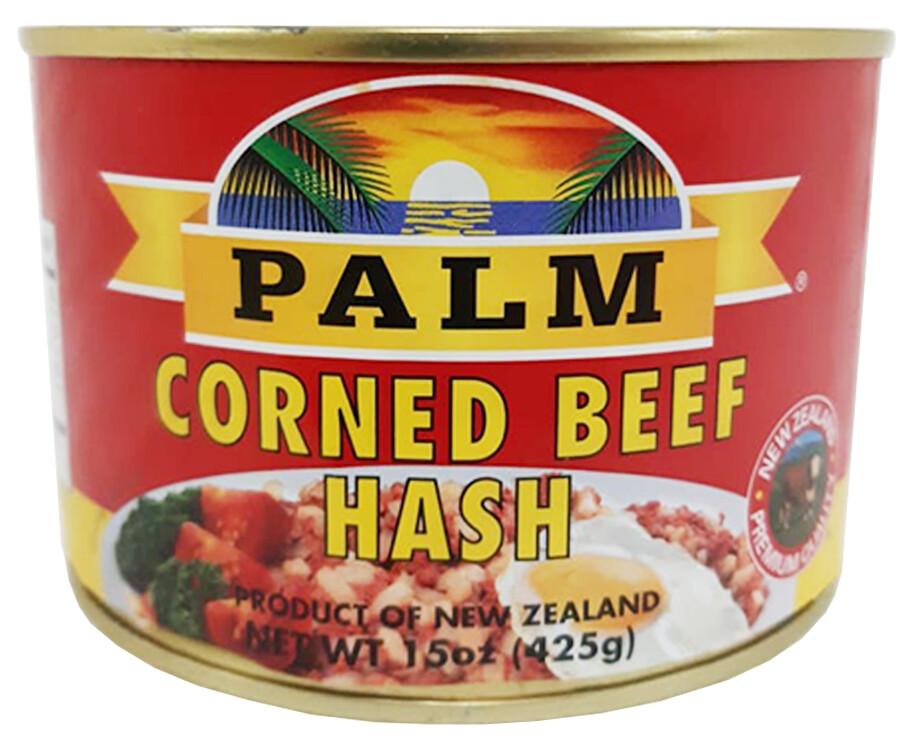Palm Corned Beef Hash 425g