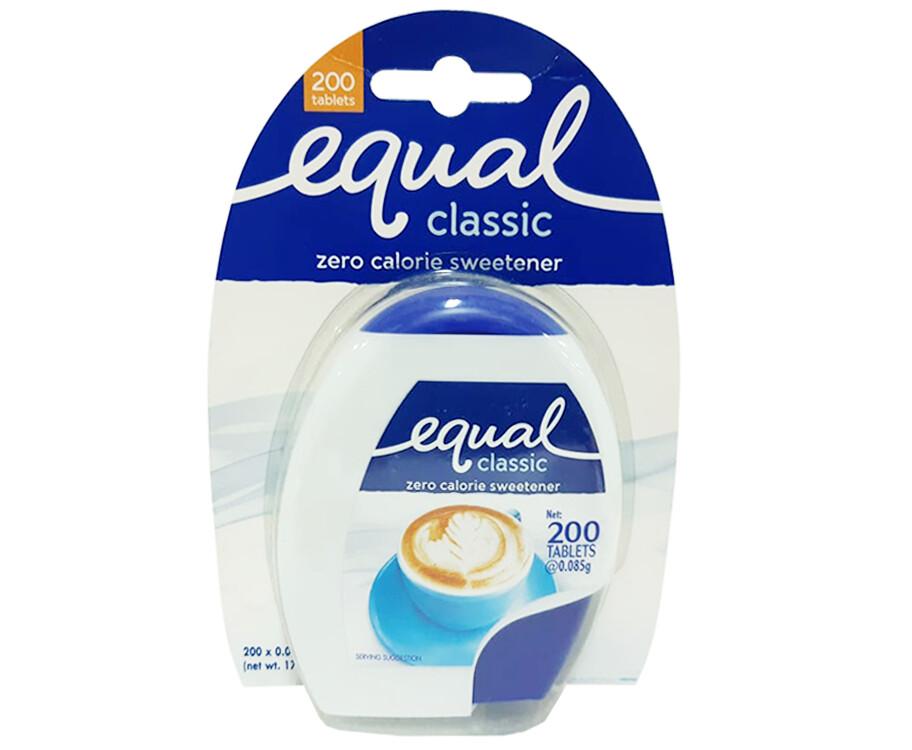 Equal Classic Zero Calorie Sweetener 17g