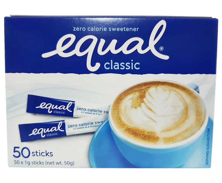 Equal Classic Zero Calorie Sweetener 50g