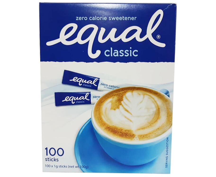 Equal Classic Zero Calorie Sweetener 100g
