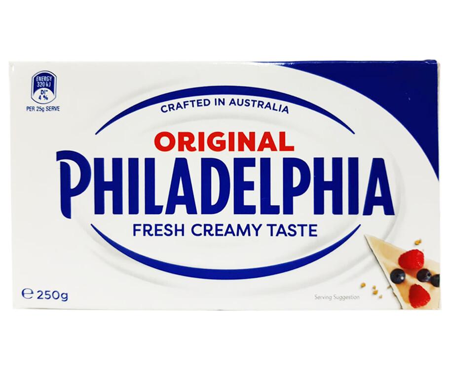 Philadelphia Original Cream Cheese 250g