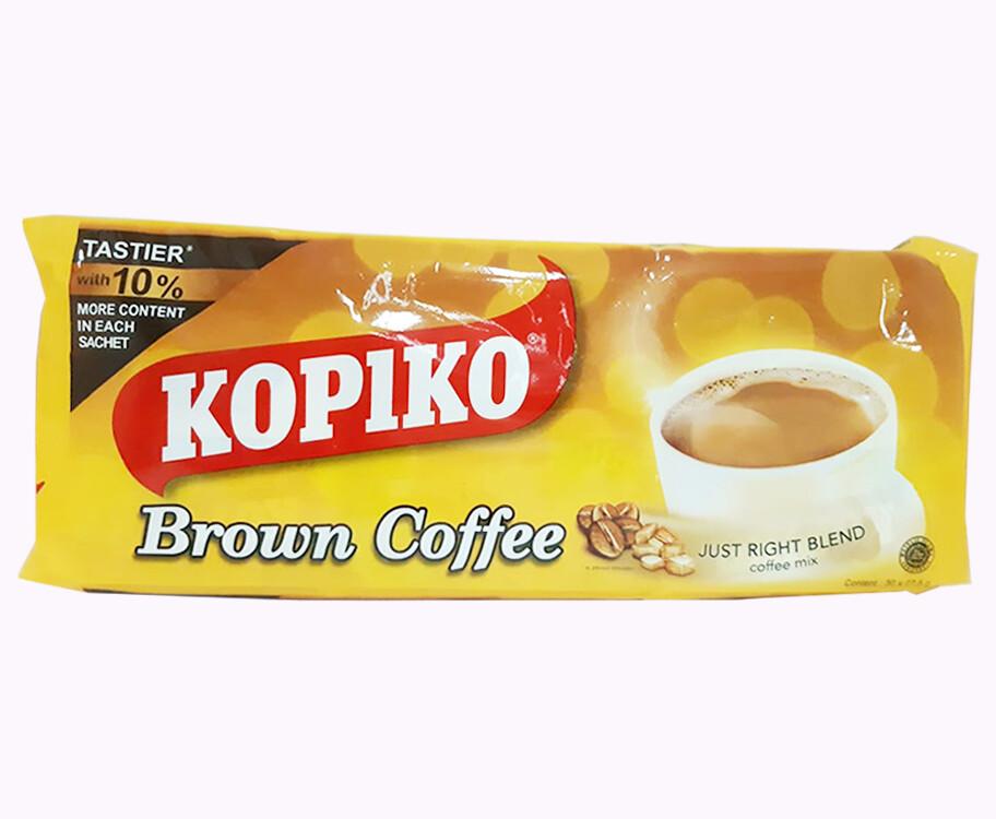 Kopiko Brown Coffee (30 Packs x 27.5g)
