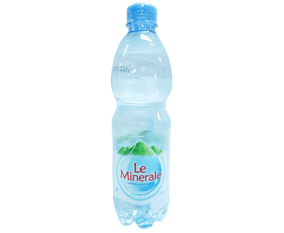 Le Minerale Mountain Mineral Water 600mL