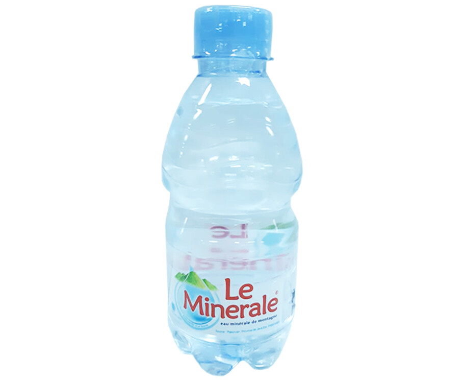 Le Minerale Mountain Mineral Water 330mL