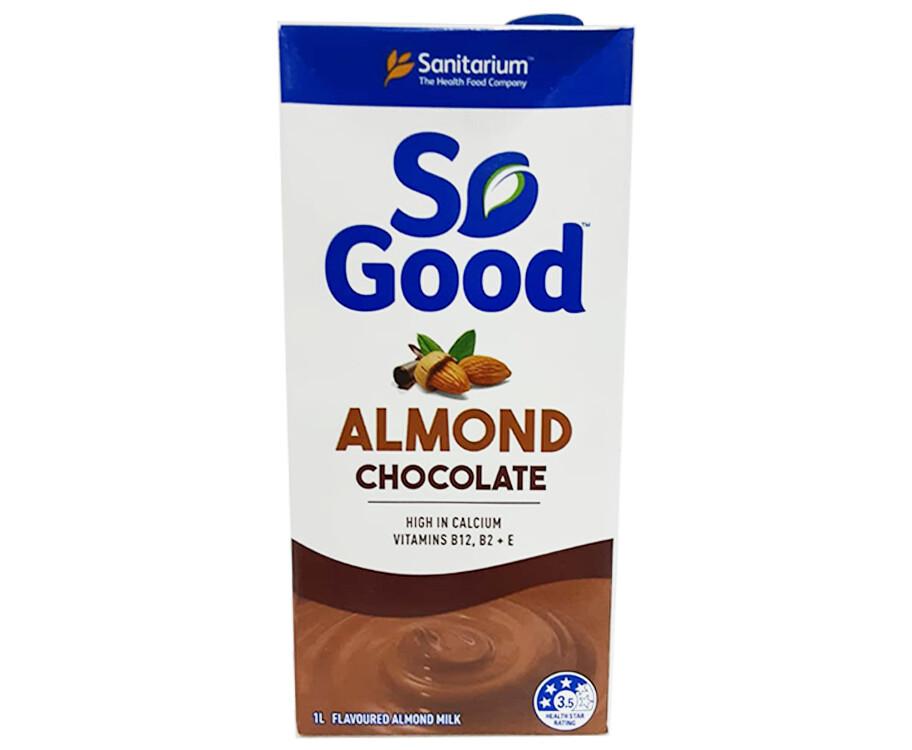 So Good Almond Chocolate 1L