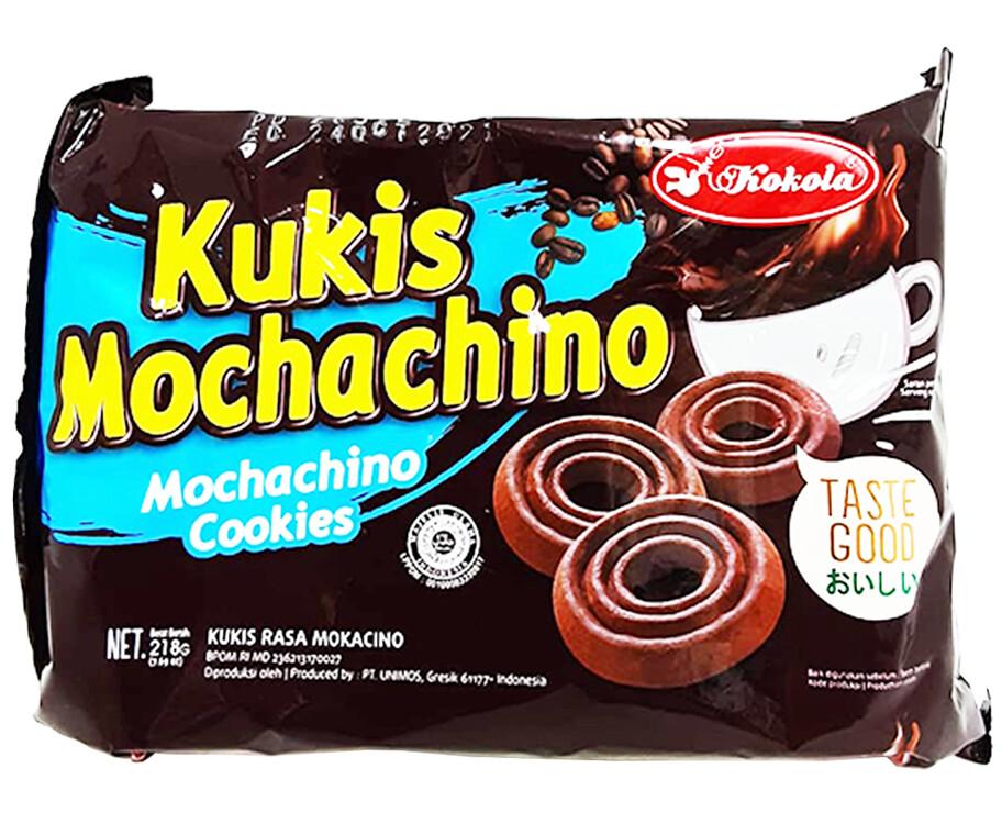 Kokola Kukis Mochachino Cookies 218g