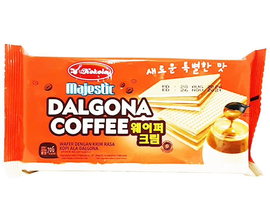Kokola Majestic Dalgona Coffee 70g