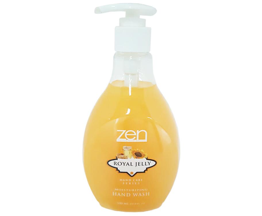Zen Royal Jelly Moisturizing Hand Wash 500mL