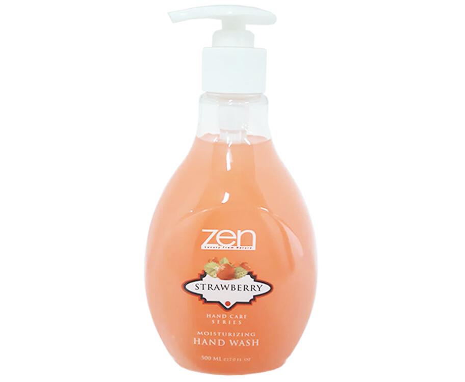 Zen Strawberry Moisturizing Hand Wash 500mL