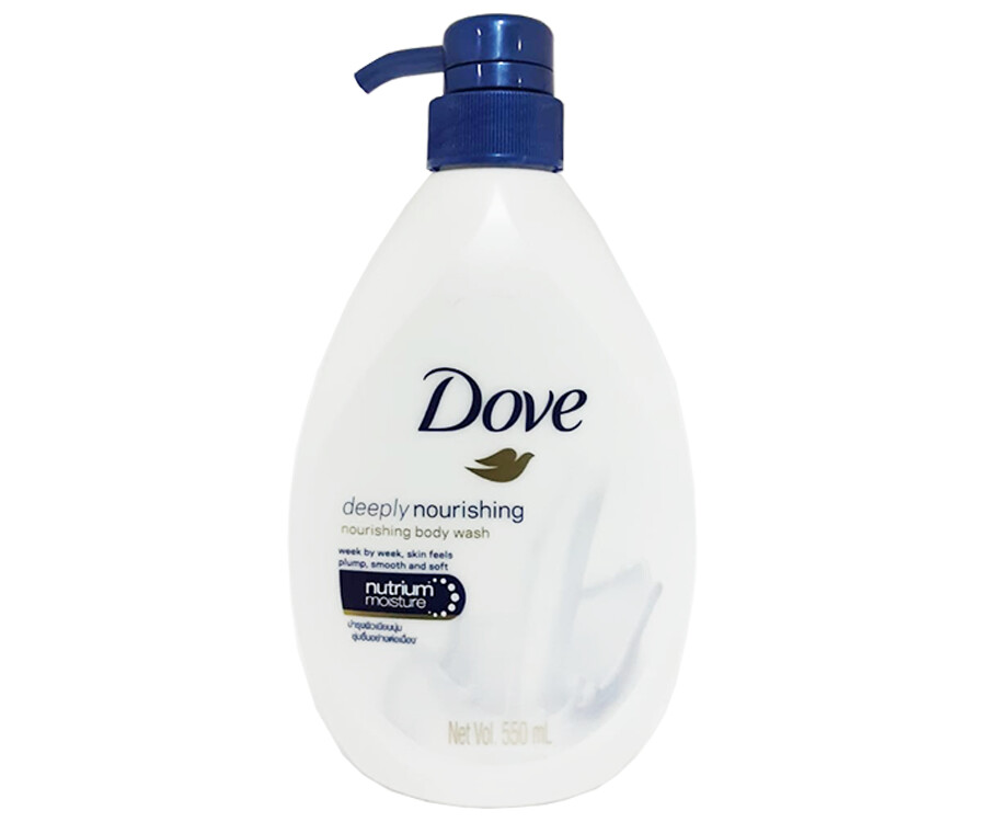 Dove Deeply Nourishing Body Wash 550mL
