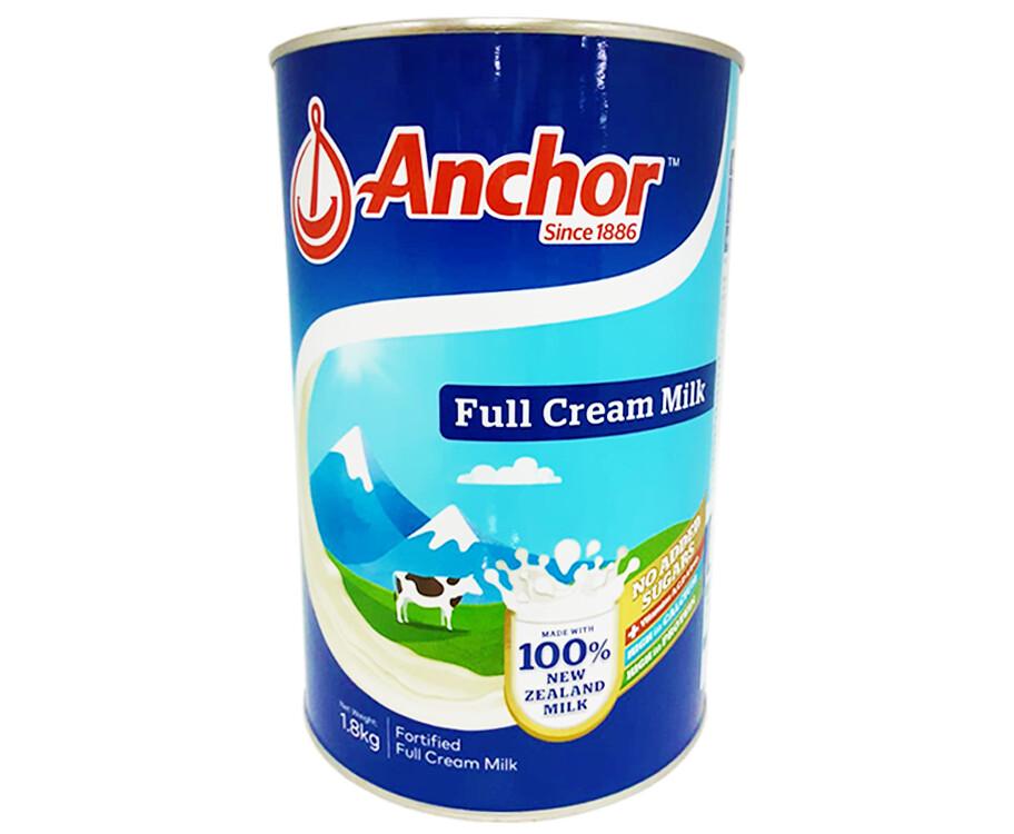 Anchor Full Cream Fortified Full Cream Milk 1.8kg