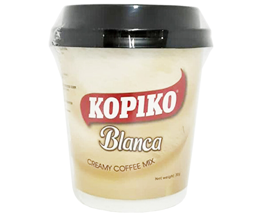Kopiko Blanca Creamy Coffee Mix 30g