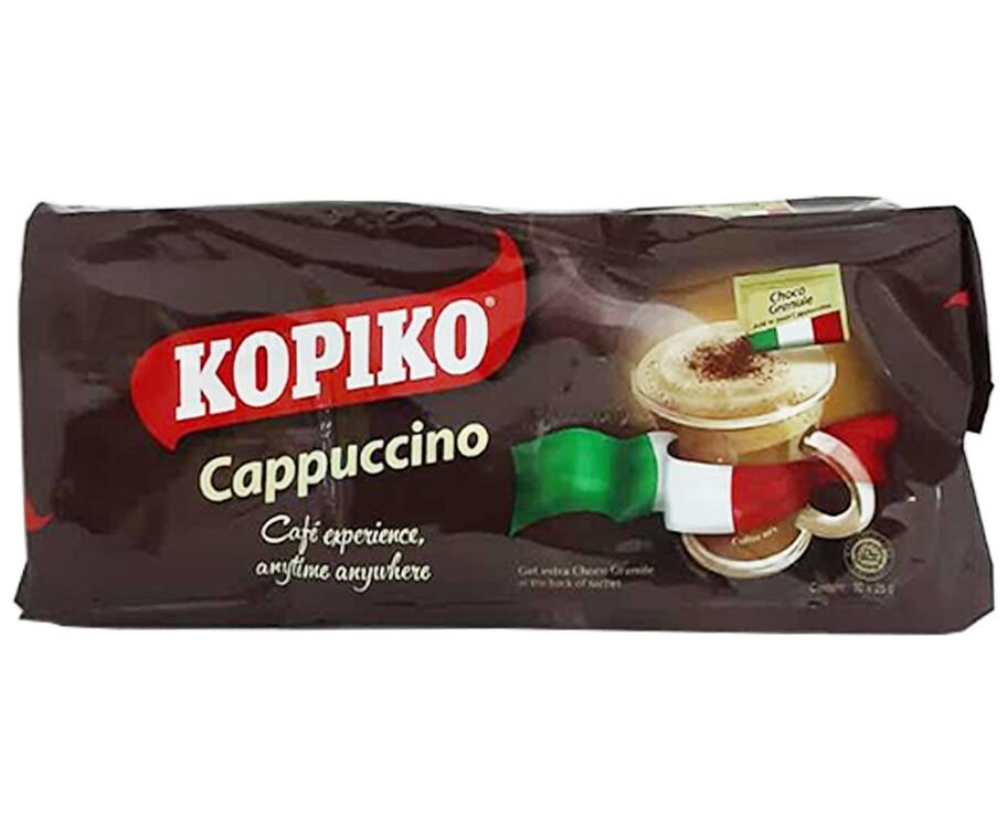 Kopiko Cappuccino Coffee Mix (30 Packs x 25g)