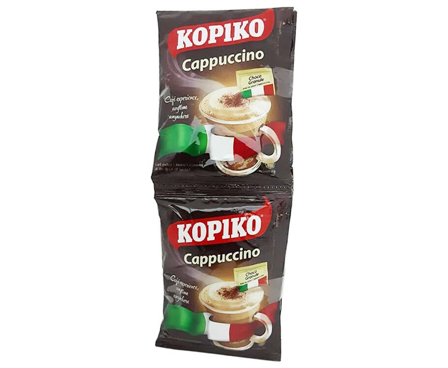 Kopiko Cappuccino (6 Packs x 25g)