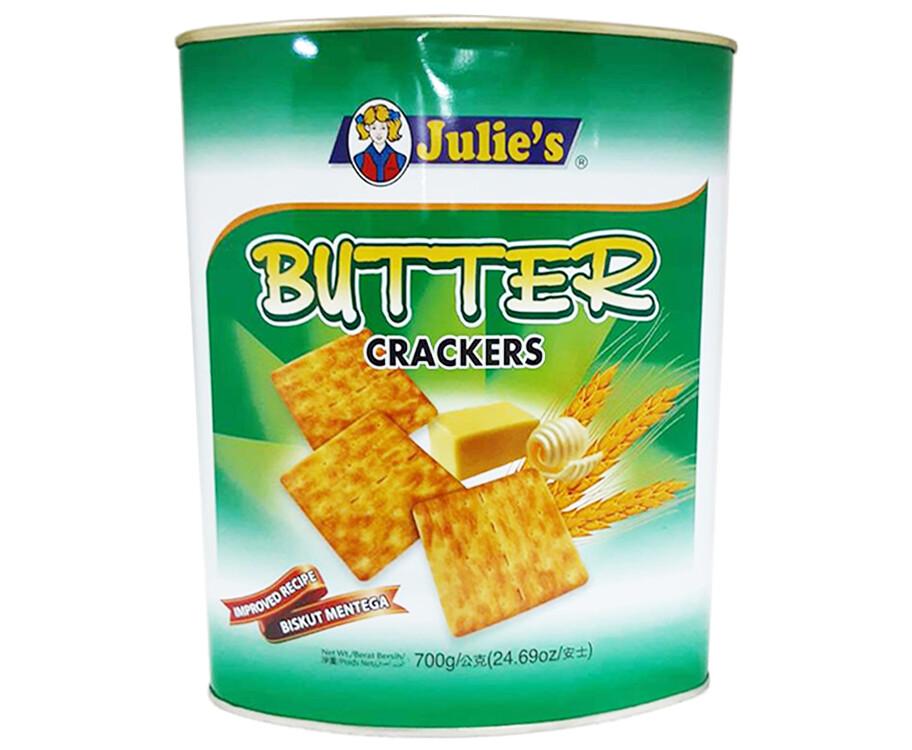 Julie's Butter Crackers 700g