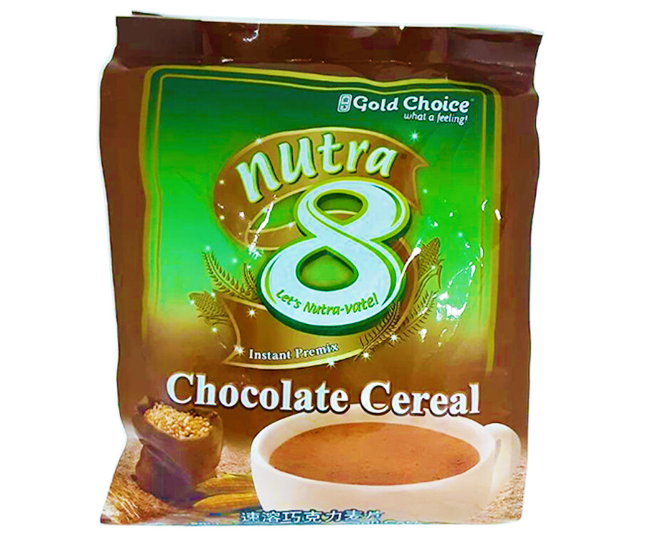 Gold Choice Nutra 8 Instant Premix Chocolate Cereal 600g