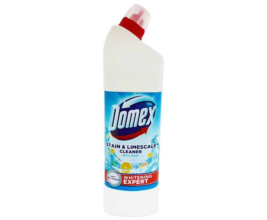 Domex Stain & Limescale Cleaner White Fresh 880mL