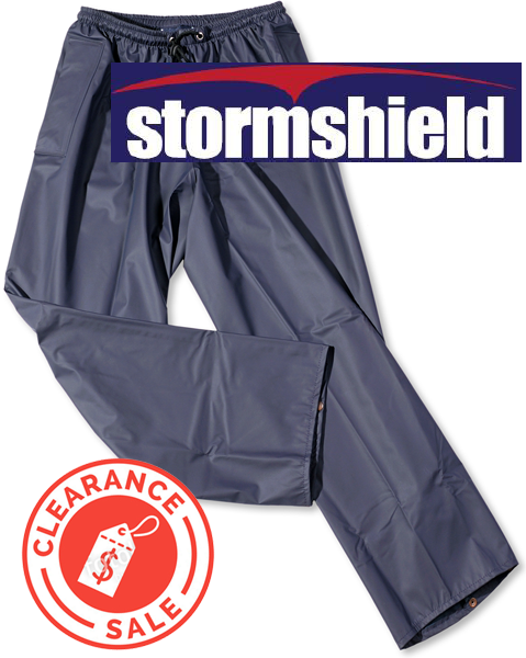 CLEARANCE Storm Shield Over-Trousers