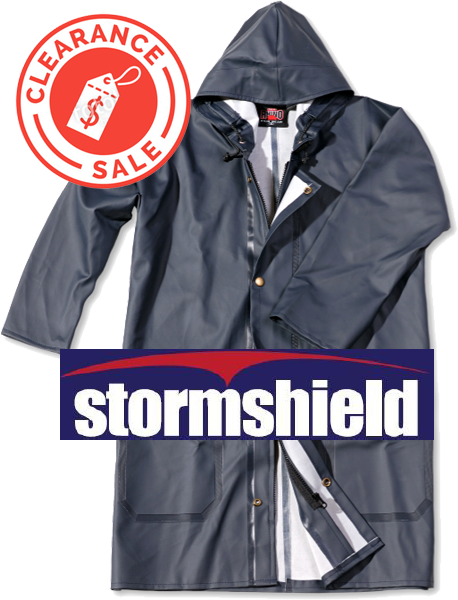 CLEARANCE Storm Shield Parka