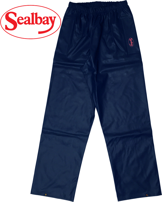 SEAL BAY Navy Over-Trousers