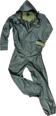 SEAL FLEX Coverall Spray Suit