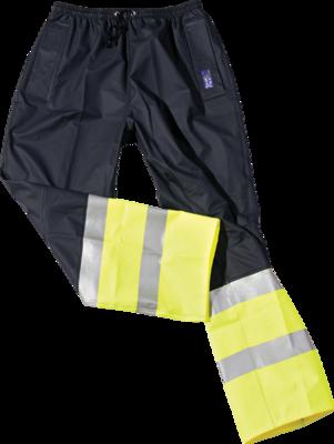 SEAL FLEX Hi Vis 2-Tone Yellow+Blue Over-Trousers