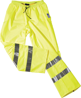 SEALS Seal Flex Hi Vis Yellow Over-Trousers