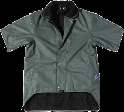 SEALS Seal Flex Short-sleeve Fleece Vest Olive Green