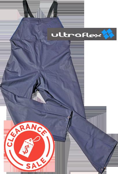ULTRA FLEX Navy Bib & Brace