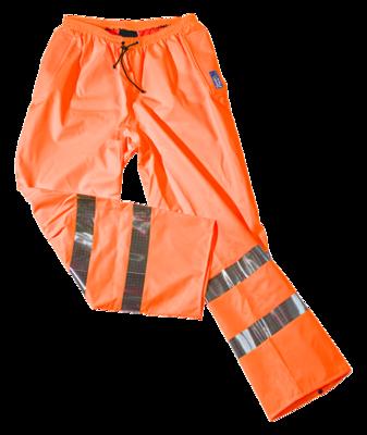 SEAL FLEX Hi Vis Orange Over-Trousers