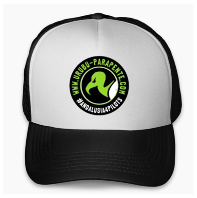 Casquette TRUCKER - FLYING ANDALUSIA