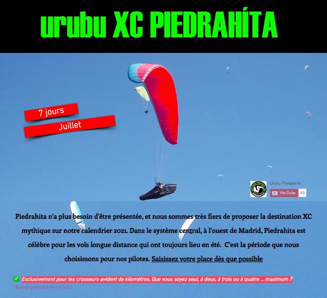 Piedrahita │ URUBUxc │ 1P/7J