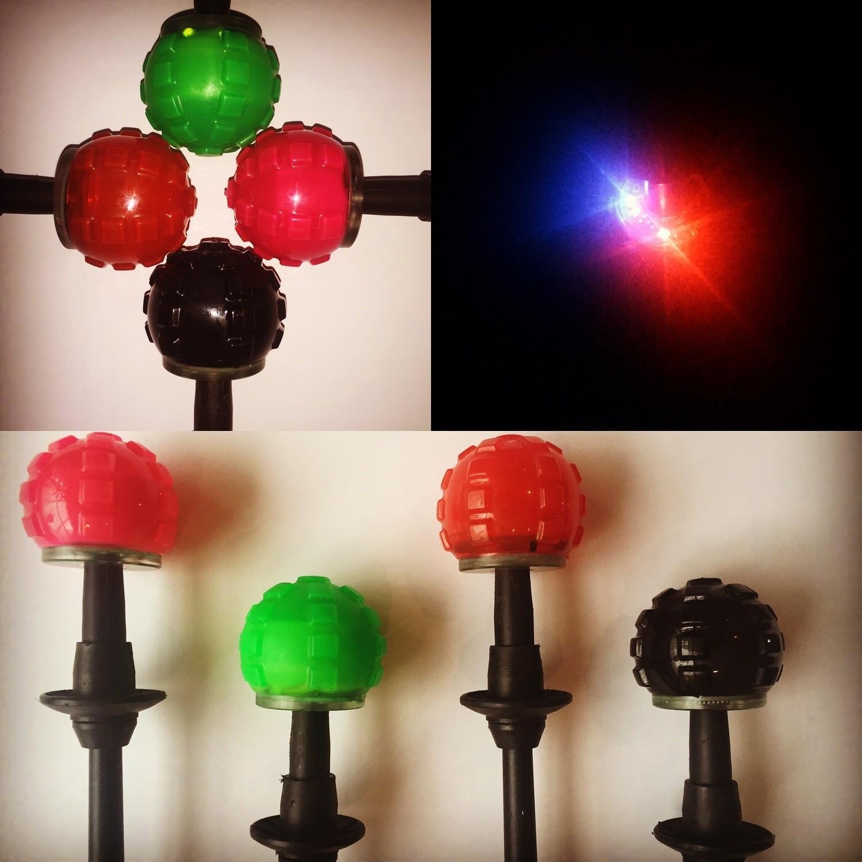 LESU PAWS - LED
