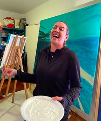 Sip 'n Paint Workshop