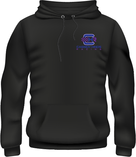 Cassidy Hinds Embroidered Hoodie