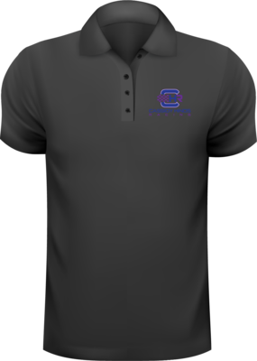 Cassidy Hinds Embroidered Polo Shirt