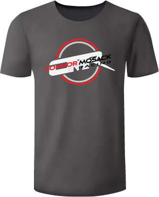 Connor Mosack Circle Logo Shirt